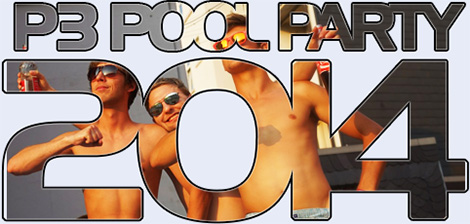 P3 Pool Party 2014
