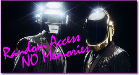 Random Access NO Memories
